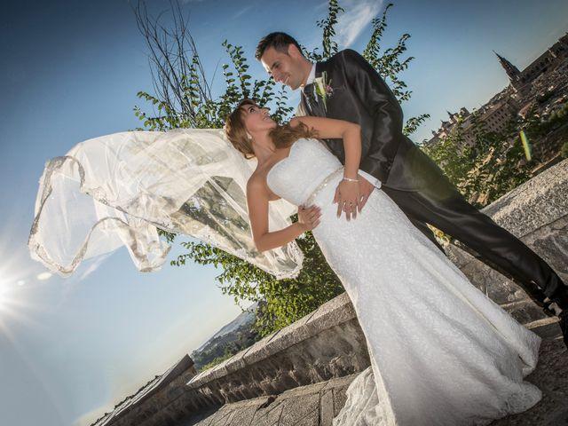 La boda de Jonathan y Mª Carmen en Illescas, Toledo 10