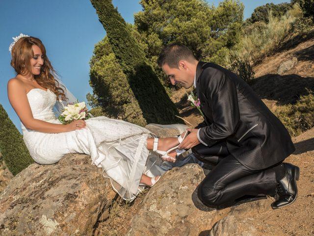 La boda de Jonathan y Mª Carmen en Illescas, Toledo 11