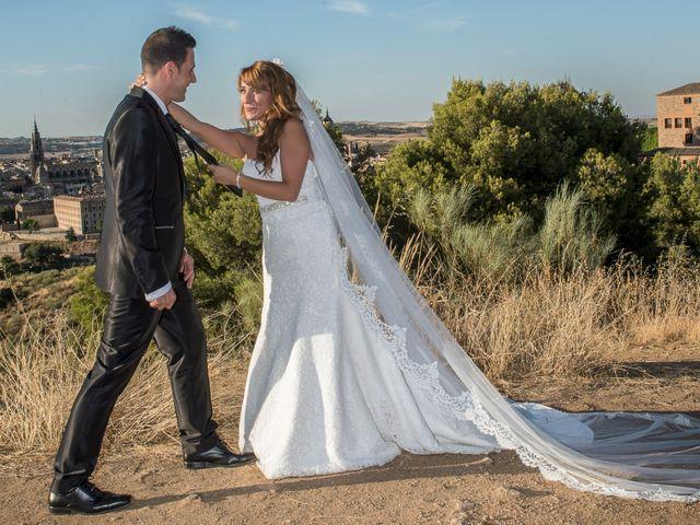 La boda de Jonathan y Mª Carmen en Illescas, Toledo 12
