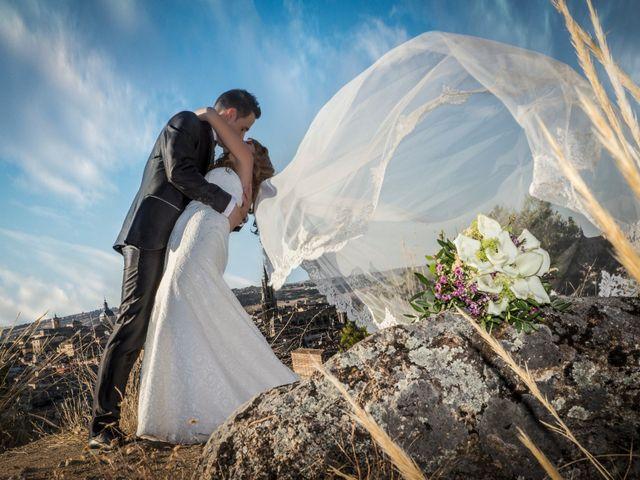 La boda de Jonathan y Mª Carmen en Illescas, Toledo 13