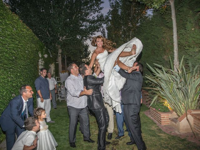 La boda de Jonathan y Mª Carmen en Illescas, Toledo 21