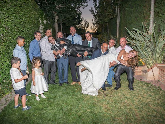 La boda de Jonathan y Mª Carmen en Illescas, Toledo 22
