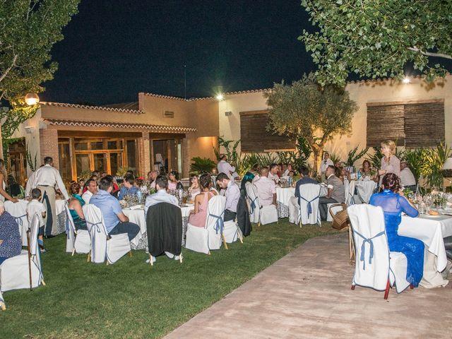 La boda de Jonathan y Mª Carmen en Illescas, Toledo 24