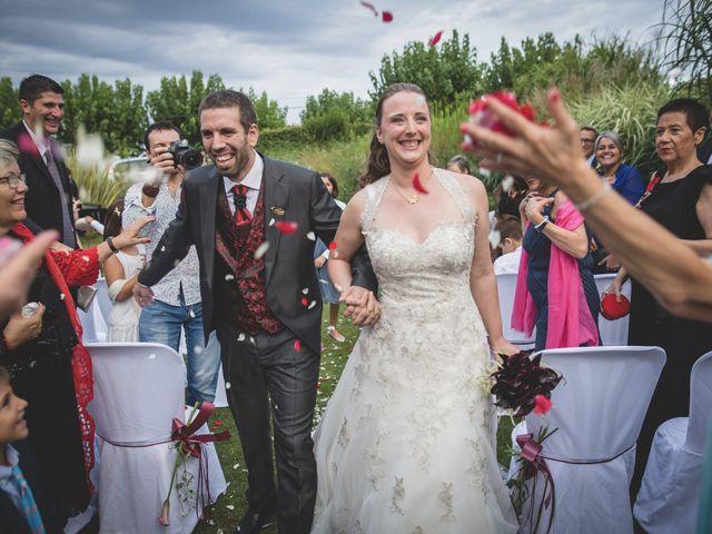 La boda de Nadia y Pol