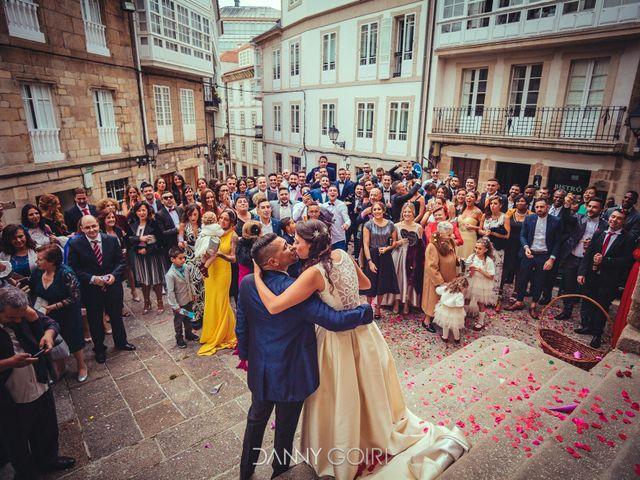 La boda de Alia y Jose en A Coruña, A Coruña 7