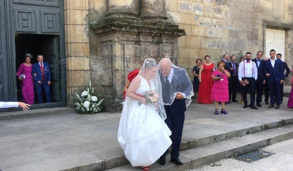 La boda de Roberto y Alba en Santiago De Compostela, A Coruña