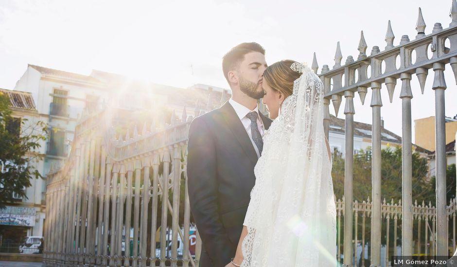 La boda de Marina y José en Alhaurin De La Torre, Málaga