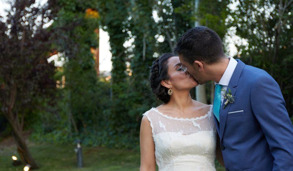 La boda de Luís Miguel y Gabriela en Las Rozas De Madrid, Madrid