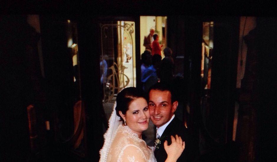 La boda de David y Mª Elena en El Palmar (El Palmar), Murcia