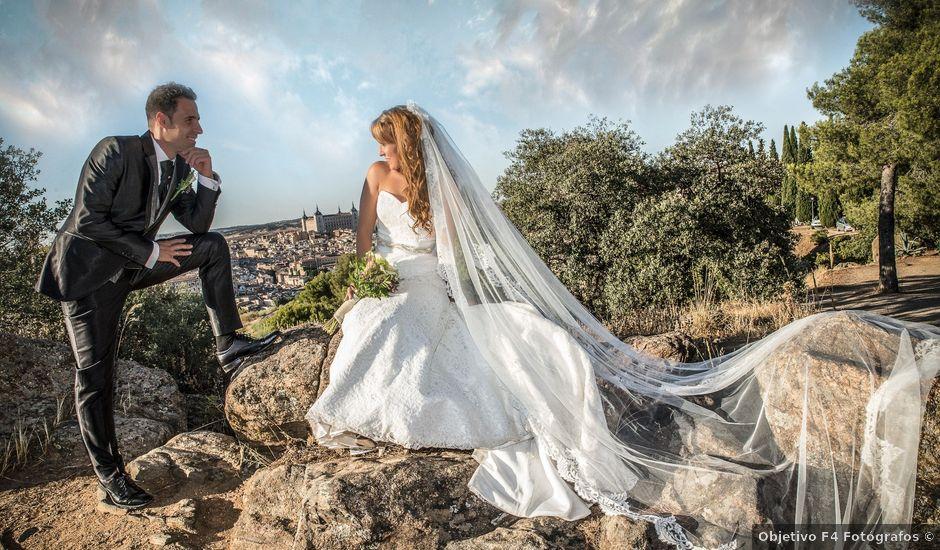 La boda de Jonathan y Mª Carmen en Illescas, Toledo
