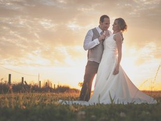 La boda de Beatriz y Christian