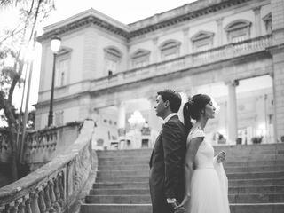 La boda de Estela y Victor
