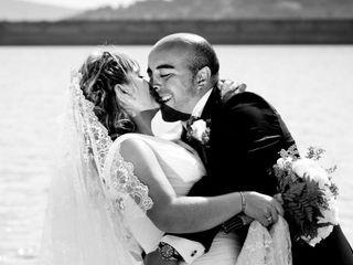 La boda de Andrea y Andrés