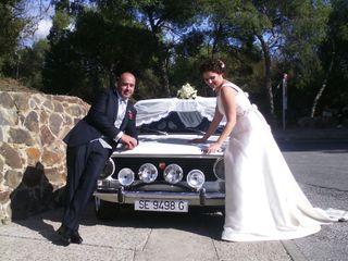 La boda de María Cinta y Juan Antonio