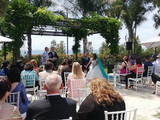 La boda de Zaira y Angel