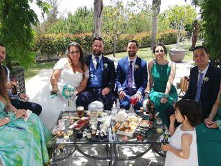 La boda de Zaira y Angel 2