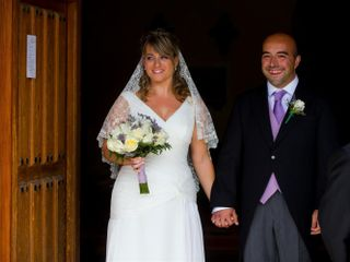 La boda de Andrea y Andrés 1