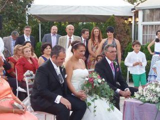 La boda de Nuria y Paco 3