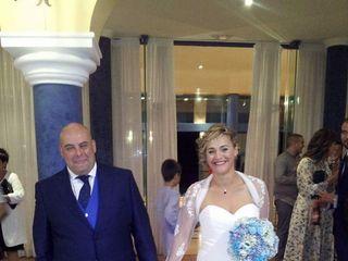 La boda de Mar y Julio 1