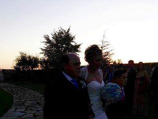 La boda de Mar y Julio 2