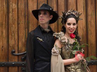 La boda de Carla y Iván