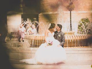 La boda de Rebeca y Isaac 3