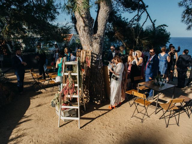 La boda de Carlos y Alberto en Blanes, Girona 19