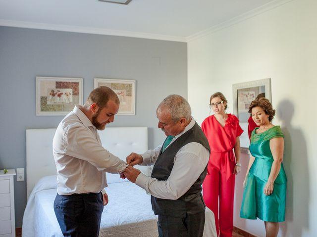 La boda de Alfonso y Sara en El Puig, Valencia 8
