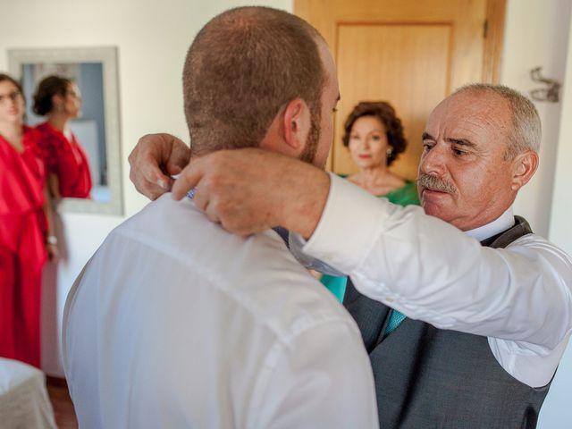 La boda de Alfonso y Sara en El Puig, Valencia 9
