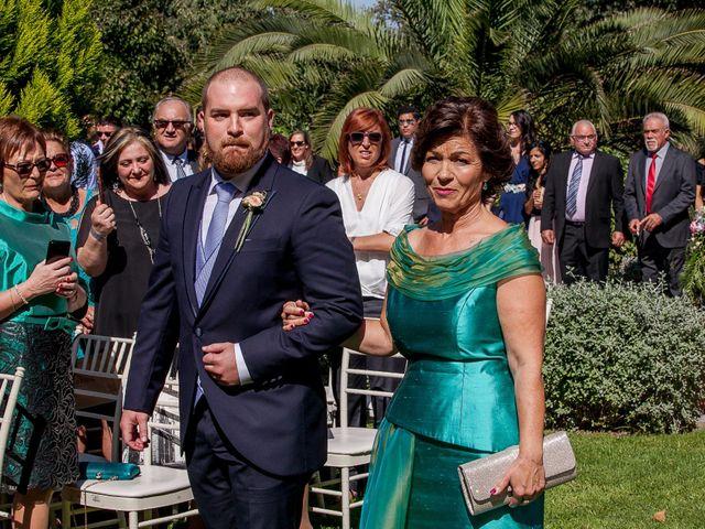 La boda de Alfonso y Sara en El Puig, Valencia 22