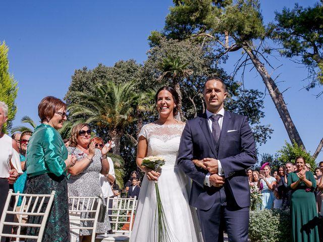 La boda de Alfonso y Sara en El Puig, Valencia 23