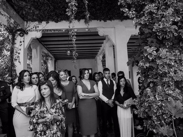 La boda de Alfonso y Sara en El Puig, Valencia 26