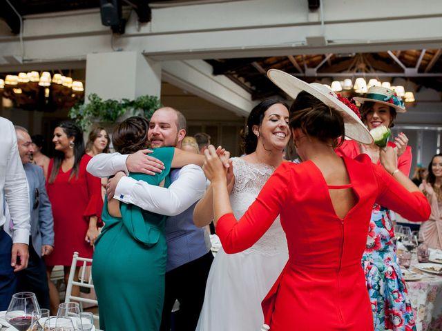 La boda de Alfonso y Sara en El Puig, Valencia 30