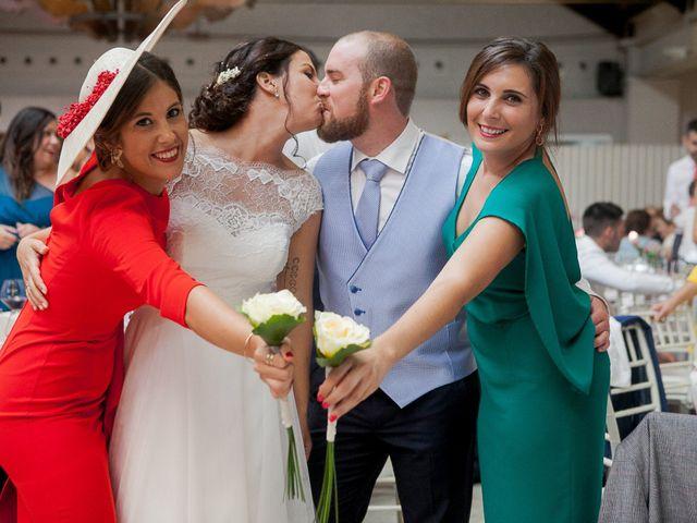 La boda de Alfonso y Sara en El Puig, Valencia 31