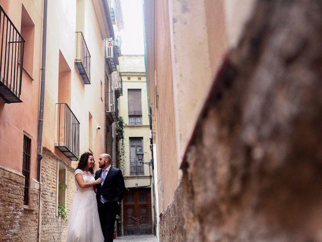 La boda de Alfonso y Sara en El Puig, Valencia 35