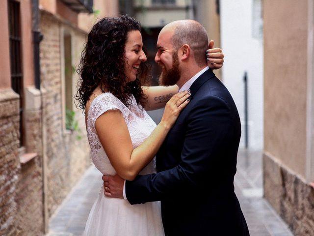La boda de Alfonso y Sara en El Puig, Valencia 36