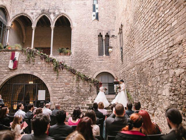 La boda de Verónica y Anna en Barcelona, Barcelona 12