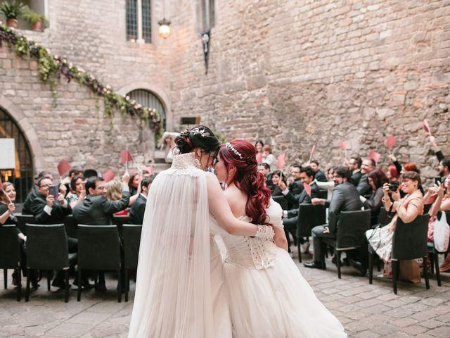 La boda de Verónica y Anna en Barcelona, Barcelona 2