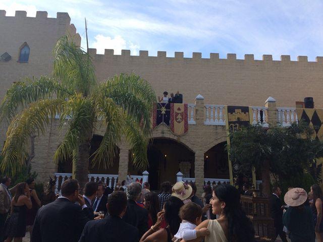 La boda de Juan Antonio y María Cinta en Málaga, Málaga 2