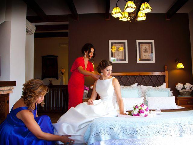 La boda de Miguel y Laura en Salobre, Albacete 8