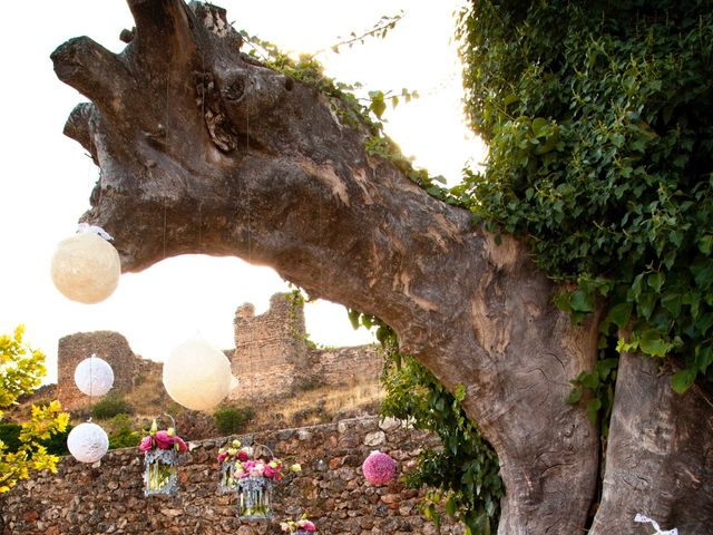 La boda de Miguel y Laura en Salobre, Albacete 11