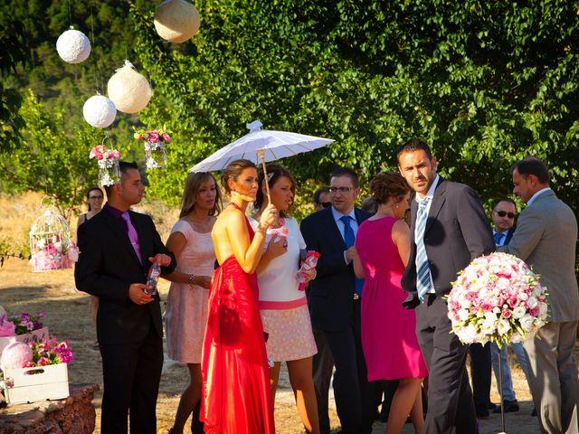 La boda de Miguel y Laura en Salobre, Albacete 13