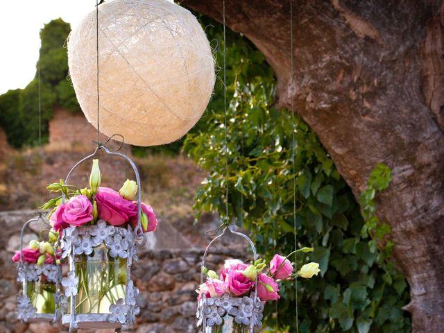 La boda de Miguel y Laura en Salobre, Albacete 17
