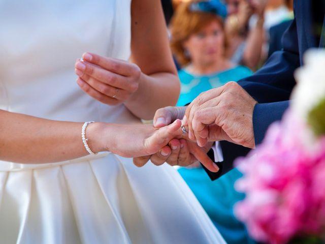 La boda de Miguel y Laura en Salobre, Albacete 18