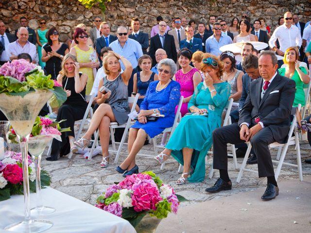 La boda de Miguel y Laura en Salobre, Albacete 20