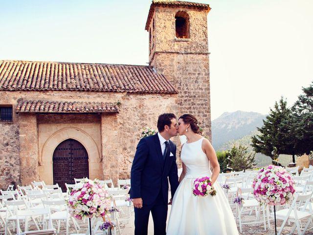 La boda de Miguel y Laura en Salobre, Albacete 22