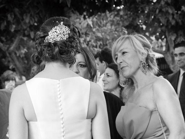 La boda de Miguel y Laura en Salobre, Albacete 25
