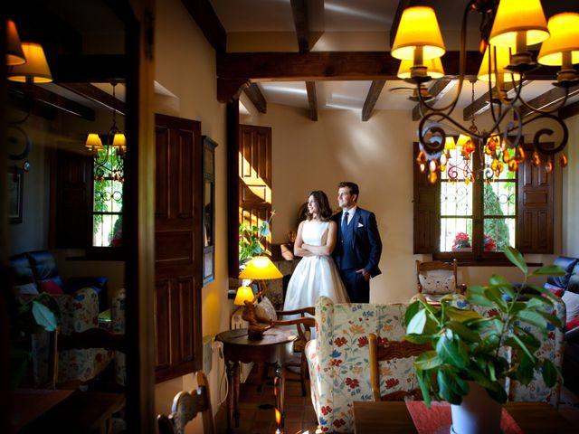 La boda de Miguel y Laura en Salobre, Albacete 28