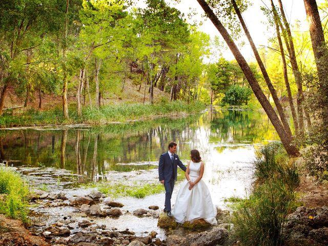 La boda de Miguel y Laura en Salobre, Albacete 31