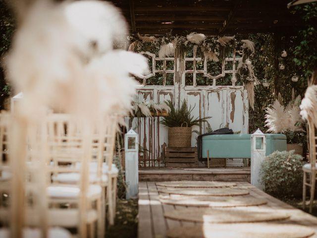 La boda de Tamara y Iván en Chiva, Valencia 17
